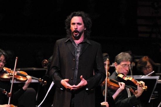 Italian Tenor Fabio Armiliato at DICAPO OPERA Celebrates Puccini's 150th Birthday